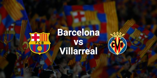 Barcelona Player Ratings vs Villarreal