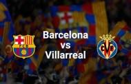 Barcelona Player Ratings vs Villarreal