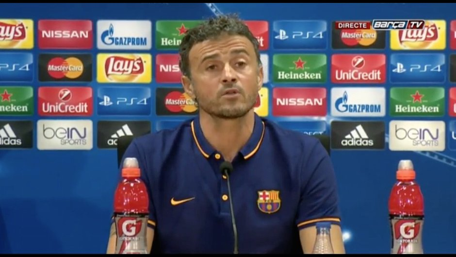 LUCHO: we want to finish top of the group