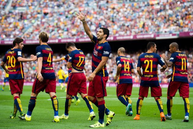 Player Ratings: Barcelona vs Bate Borisov