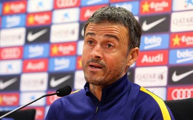 FC Barcelona vs Valencia press conference