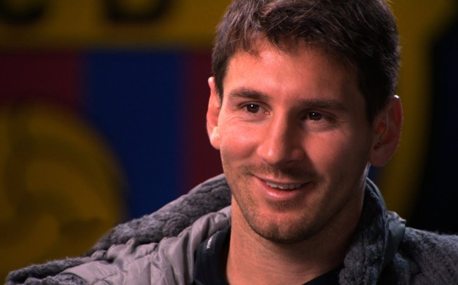 Messi talking about club world cup