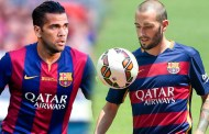 The upcoming battle Vidal vs Alves