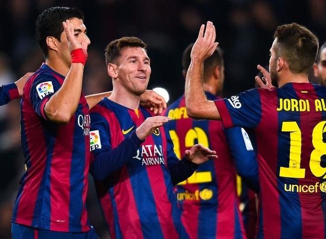 FC Barcelona prepare for January onslaught