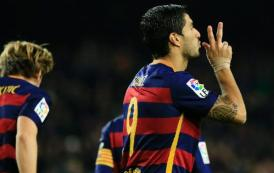 Suarez ends up 2015 as La Liga top scorer