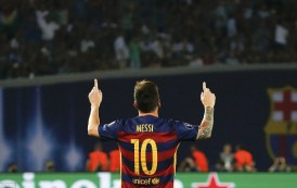 Messi is the finals lord