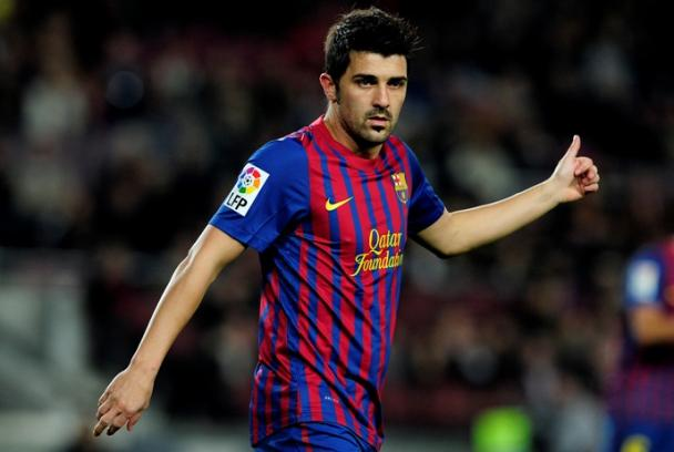 David Villa: MSN are the best trident in history