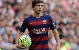 Sergi Roberto can't play on wednesday