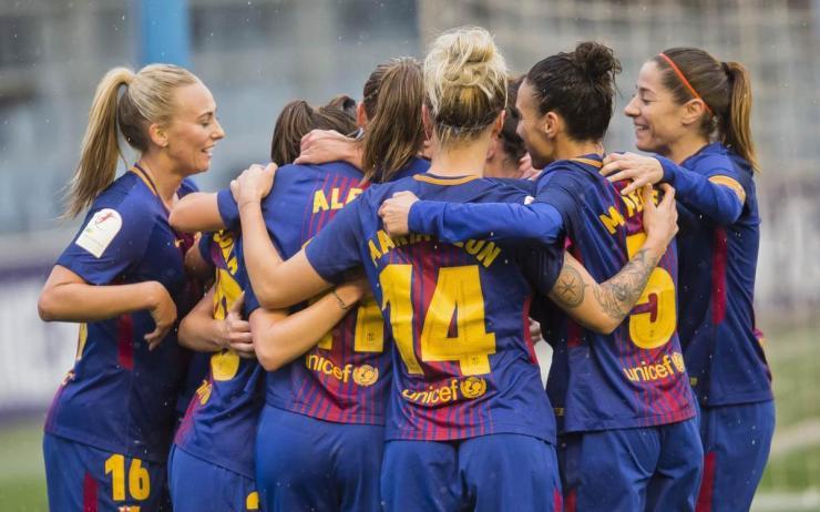 Image result for Barcelona women