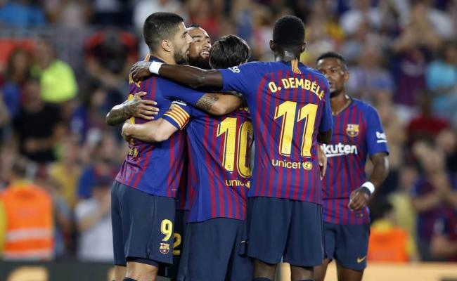 How Have Barça Fared In Their First La Liga Game Of The Year
