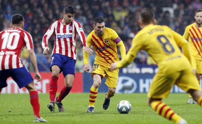 Atlético Madrid 0 Fc Barcelona 1 Full Match