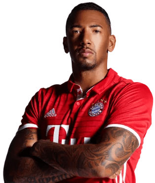 17 Jerome Boateng