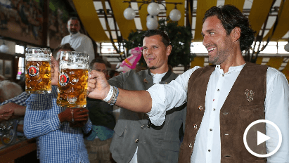 Le respect des traditions à l'Oktoberfest