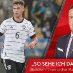 "Lothar Matthaus: ""Kimmich va fi capitanul lui Bayern si al Germaniei"""