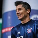 Robert Lewandowski a revenit la antrenamentele lui Bayern