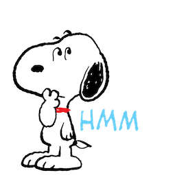 Facebook / Messenger sticker Snoopy und Freunde #16 free download