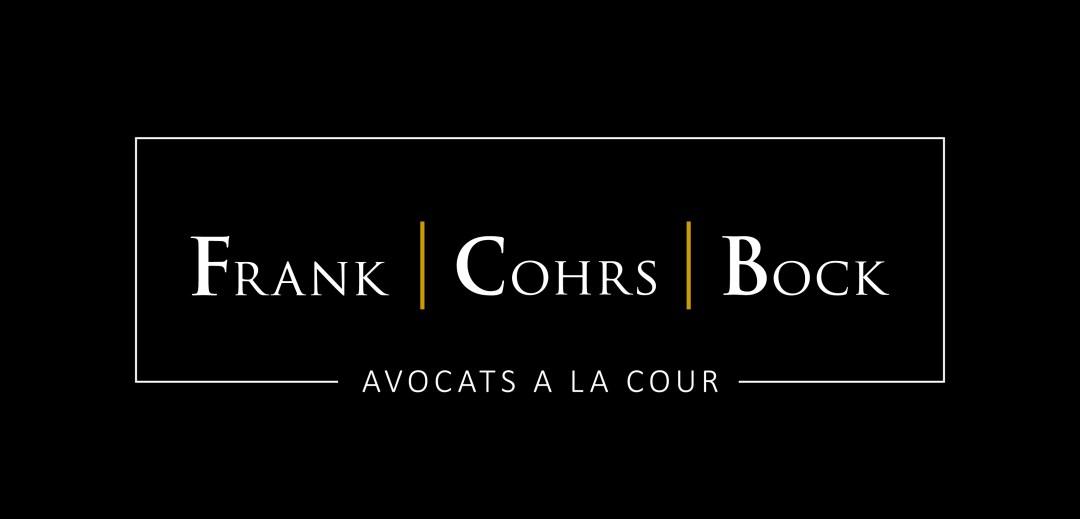 Frank Cohrs Bock Avocats à la Cours