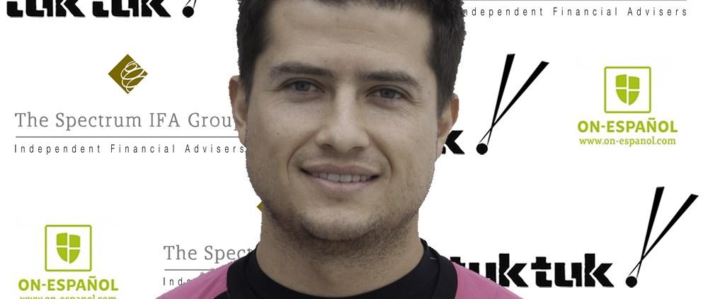 FCB goalkeeper Josue Delgado