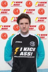 FC Británico de Madrid goalkeeper - Matthew Hutchinson