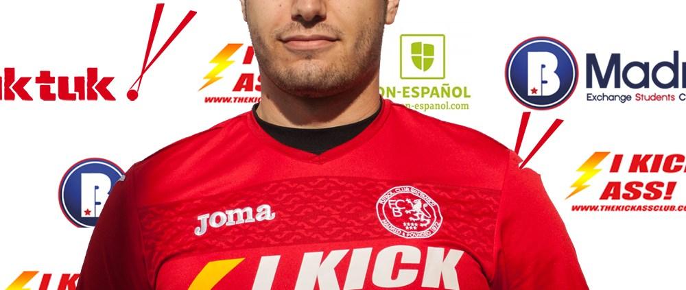 FCB Defender Alex Hyner