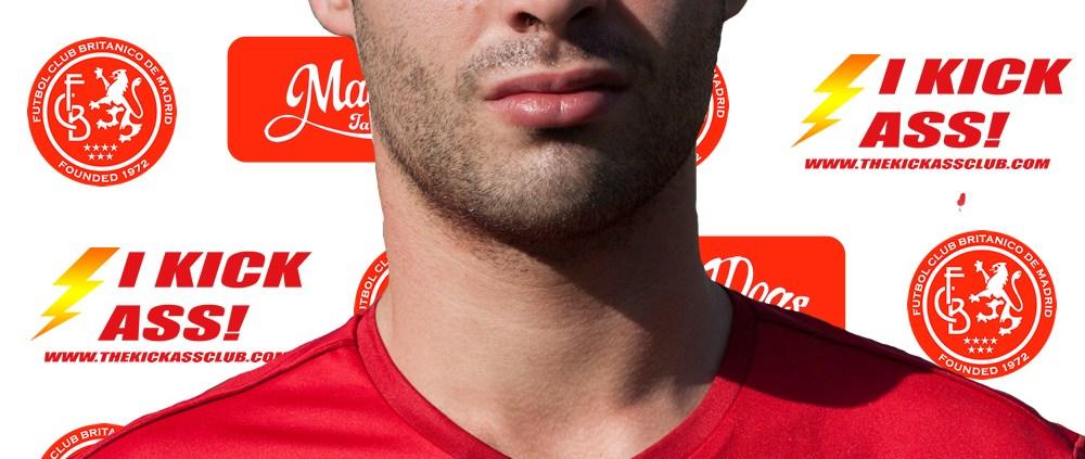 FC Británico de Madrid Forward Maxime Lemoigne