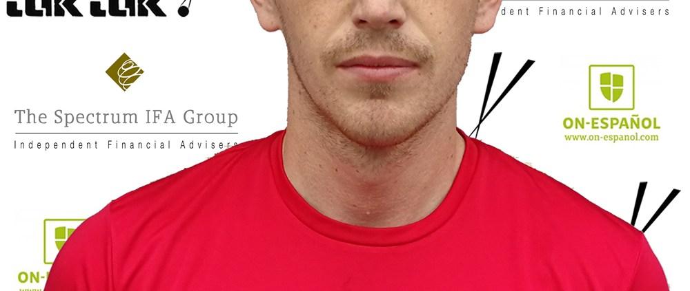 FCB midfielder Harry Hewlett