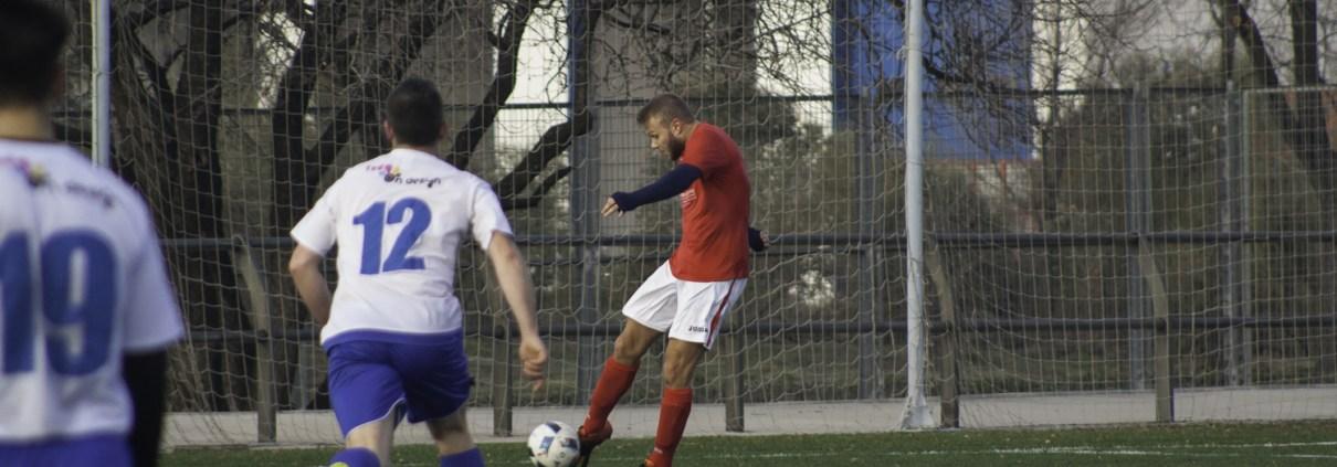 FCB midfielder OScar Walet Turner strikes his 2nd goal against AFER Fraher