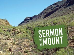 Matthew 5 Sermon on the Mount