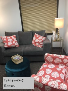 Adult Cousneling area at Full Circle Counseling In Dallas, TX