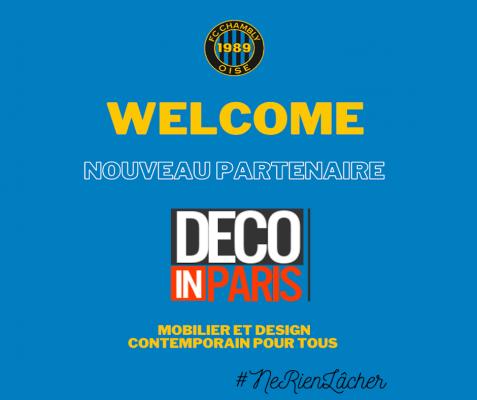 bienvenue DECOINPARIS