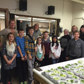 Youth Group : Food Pantry
