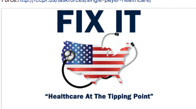 Screening of 'Fix It: Healthcare at the Tipping Point'