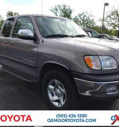 pre owned 2000 toyota tundra sr5 [ 1024 x 768 Pixel ]
