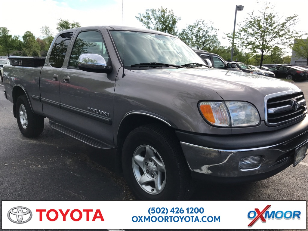 hight resolution of pre owned 2000 toyota tundra sr5
