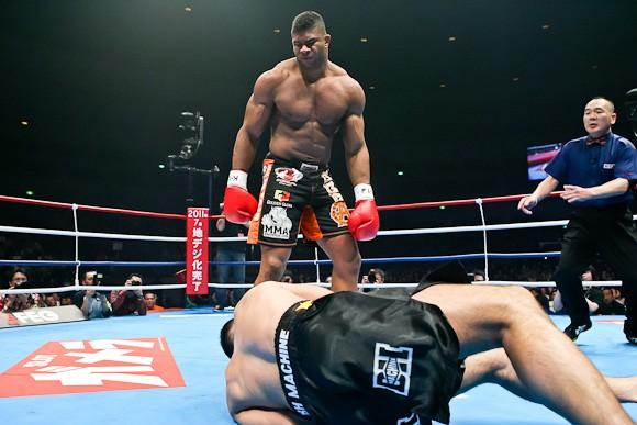 K 1 Kickboxing Fighters