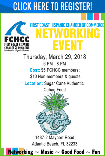 FCHCC March 2018 networking event