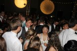 Dancing students enjoy prom. Photo by Alaina King.