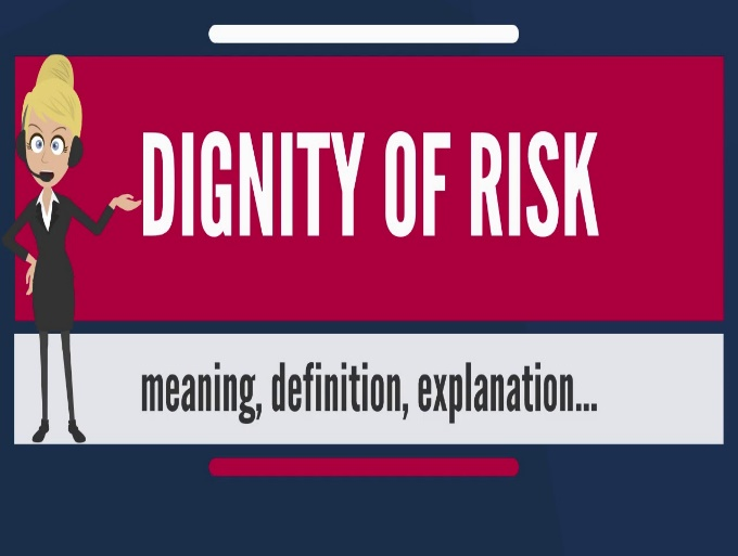 dignity of risk graphic