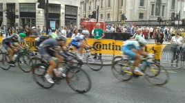 IALL Oxford bicycle race
