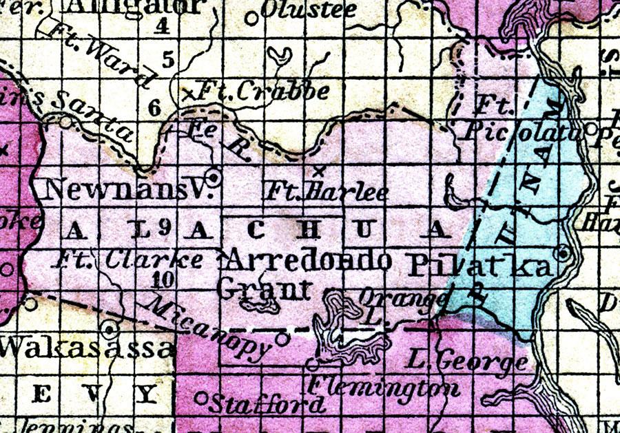 Alachua County Map Atlas