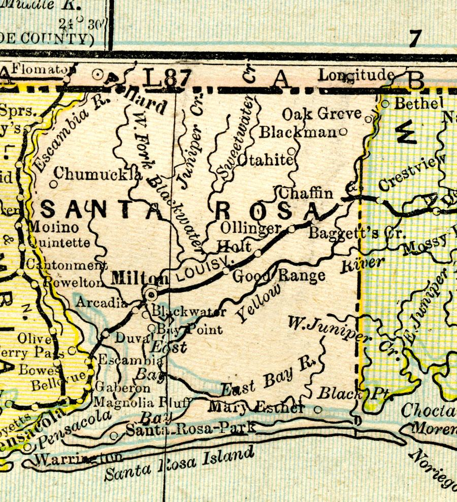 County Property Appraiser: Santa Rosa County Property