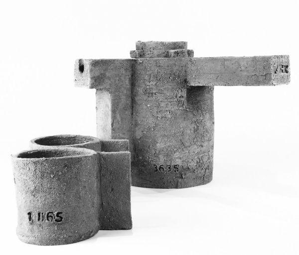 Théière T by FCK + 2 tasses