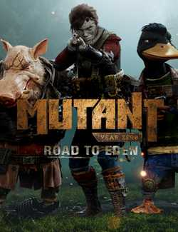 Mutant Year Zero Road to Eden Crack PC Download Torrent CPY