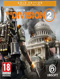 The Division 2 Crack PC Download Torrent CPY