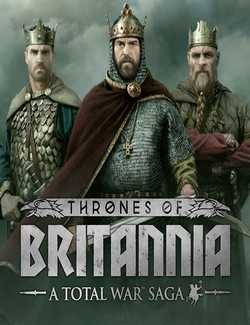 Total War Saga Thrones of Britannia Crack PC Download Torrent CPY