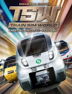 Train Sim World Crack PC Download Torrent CPY