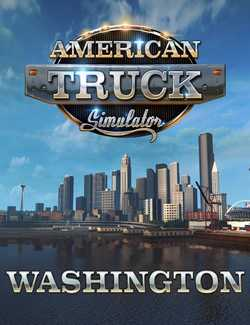 American Truck Simulator Washington Crack PC Download Torrent CPY
