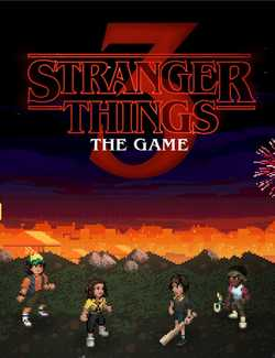 Stranger Things 3 The Game Crack PC Download Torrent CPY