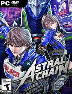 Astral Chain Crack PC Download Torrent CPY