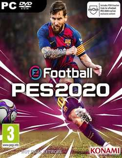 PES 2020 Crack PC Download Torrent CPY